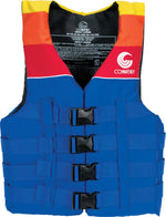 CONNELLY Mens Retro Nylon CGA Life Jacket