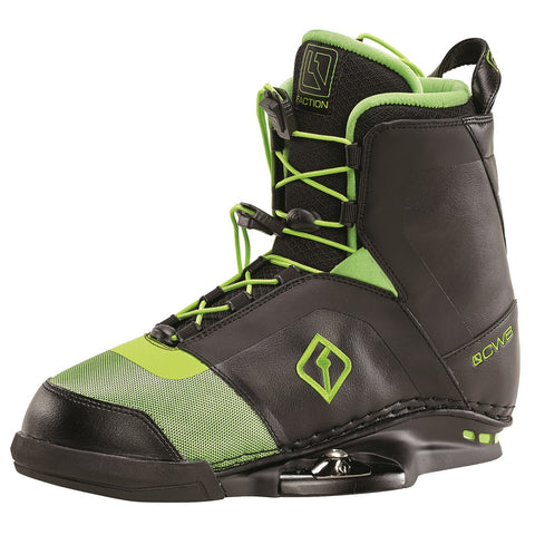 CWB MODE Wakeboard Faction Boot Combo 2016