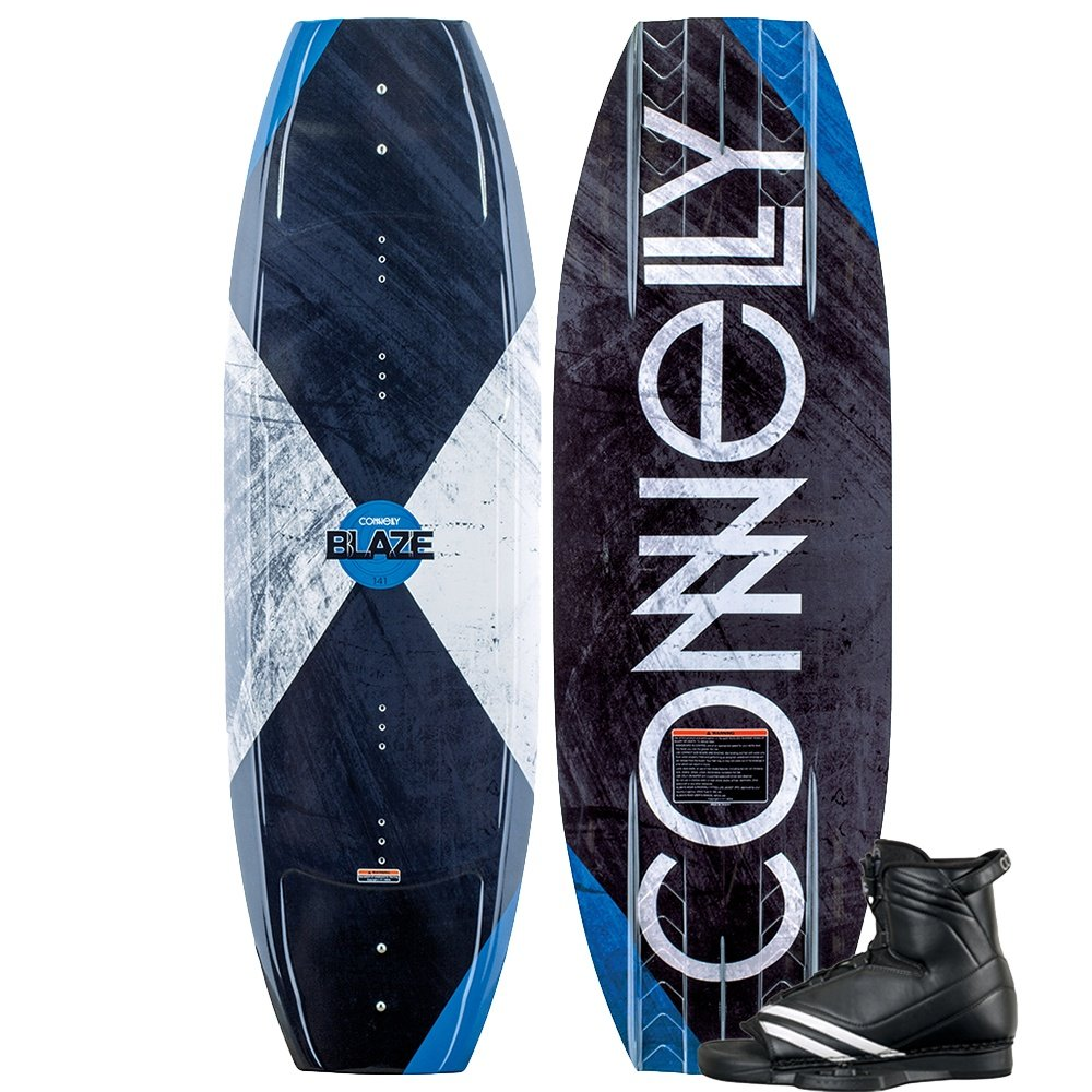 CWB Blaze Wakeboard With Optima Bindings 2019