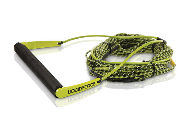 Liquid Force TEAM Handle and H-Braid Rope Combo