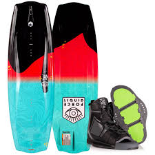 Liquid Force Trip /Index Boot Combo  2020