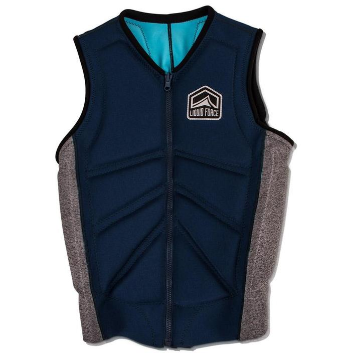 Copy of Liquid Force Z Cardigan Comp - Navy/Heather