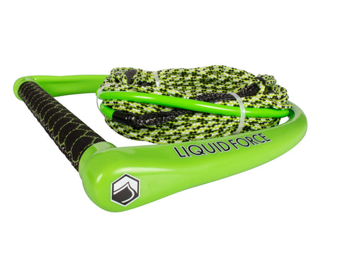 LIQUID FORCE APEX SUEDE  WAKEBOARD ROPE & HANDLE