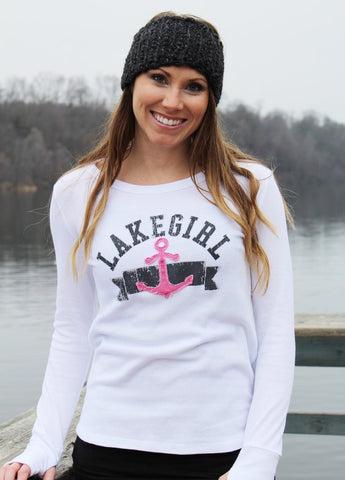 Lakegirl  Thermal Long Sleeve T