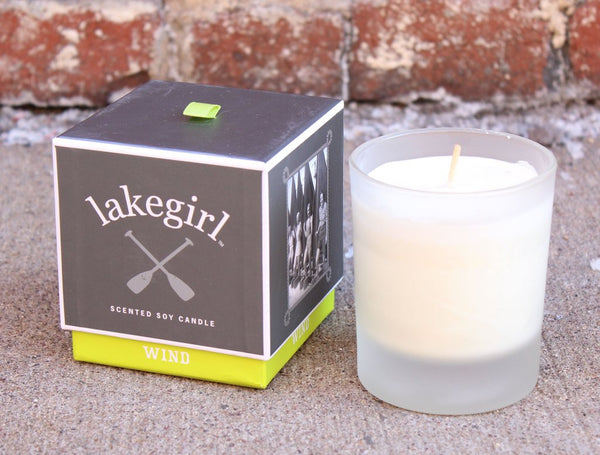 Lakegirl Candle