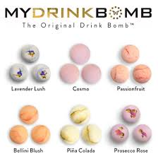 MY DRINK BOMB - COCKTAIL BOMB - Individual