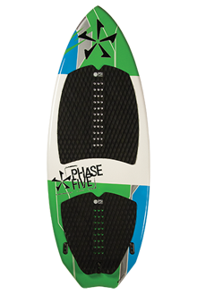 Phase Five XB Wake Surf Board Blem