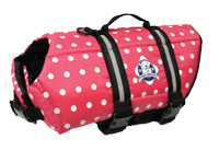 PAWS Aboard Pet Life Jacket - Pink