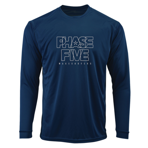PHASE FIVE OUTLINE SPF SHIRT
