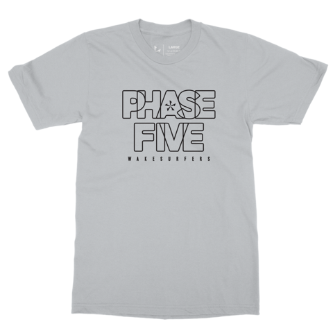 PHASE FIVE OUTLINE SHORT SLEEVE T