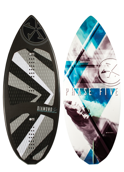 Phase Five Diamond Danielo Wake Surf Board 2016