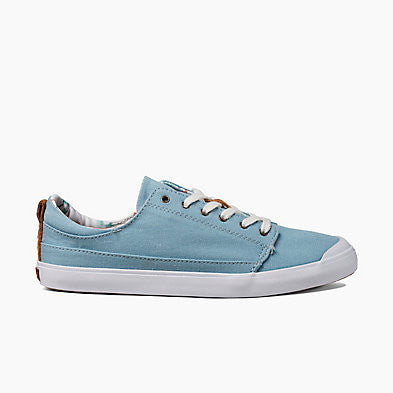 Reef Walled Low -  Womens Shoes Steel Blue