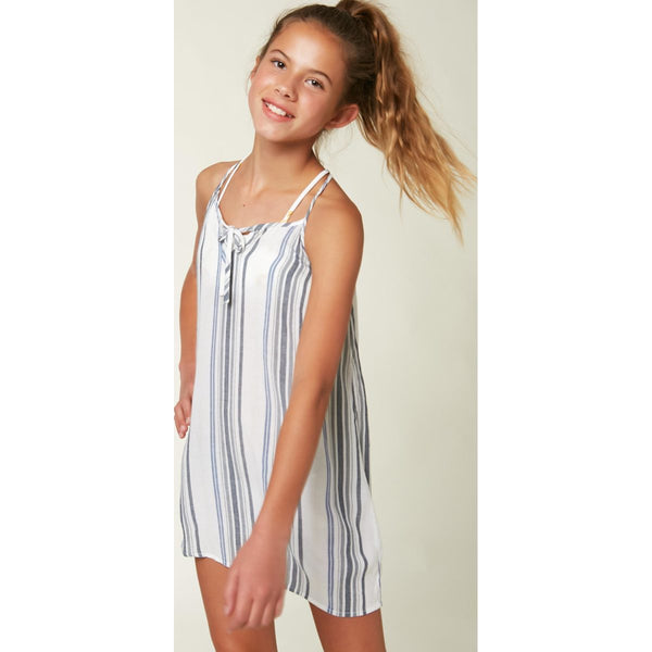 GIRLS SHORT SABLE TANK DRESS COVER UP