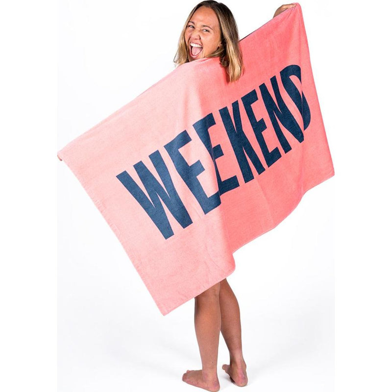 Weekend Surf Towel