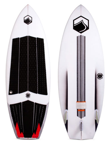 Liquid Force Bonzer Bat Wake Surf 2021