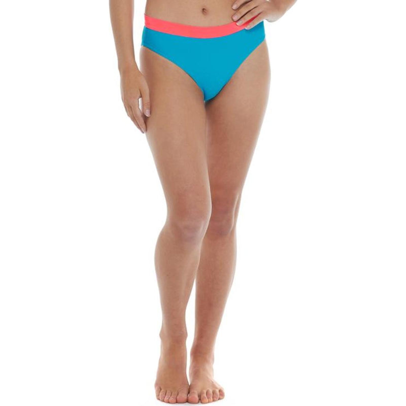 Spectrum Marlee High-Waist Bikini Bottom - Multi