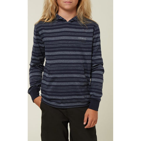 BOYS LONG SLEEVE FIELDS PULLOVER