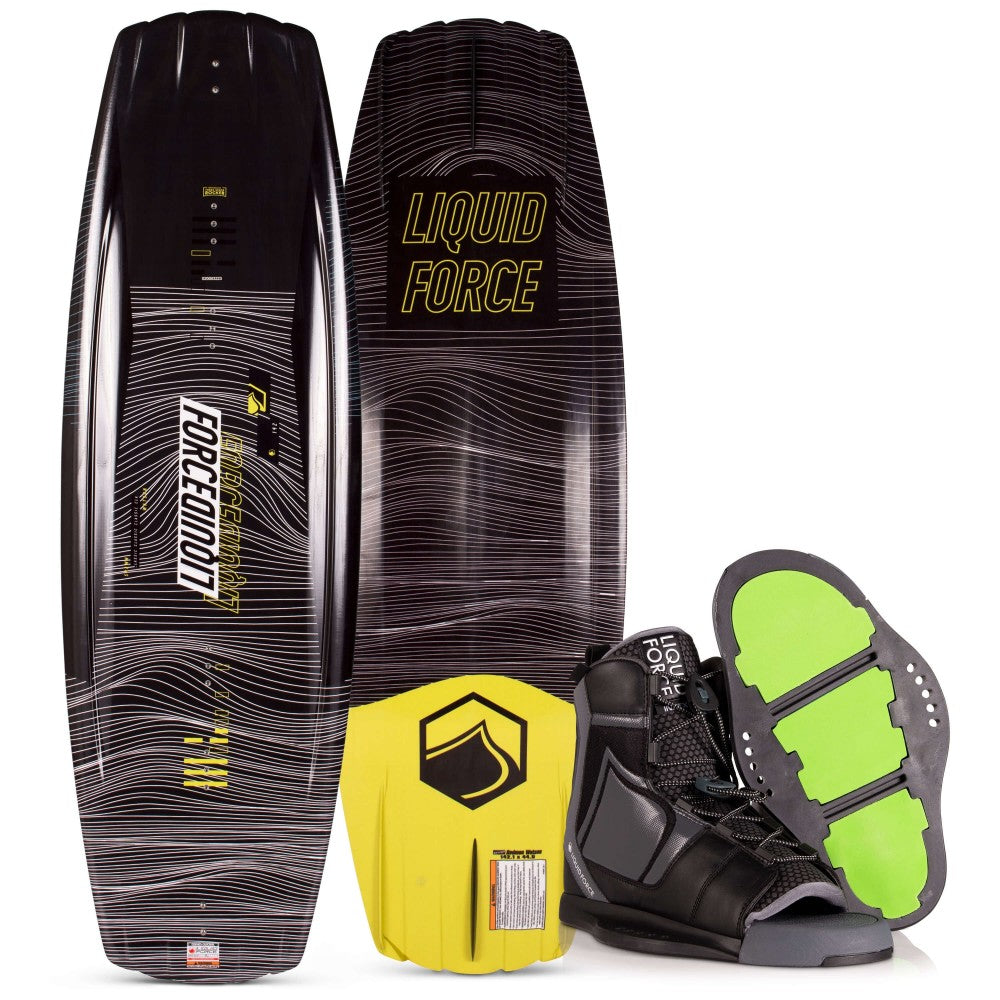 LIQUID FORCE Classic with Index Bindings 2021