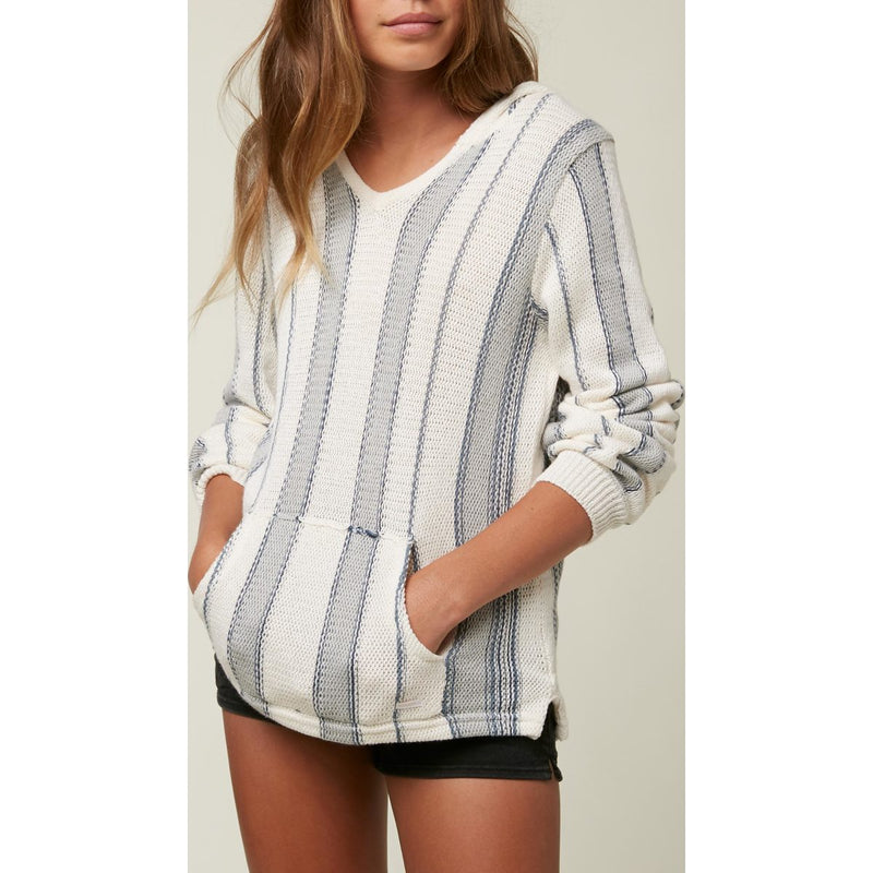 GIRLS L/S KNIT CAMPGROUND