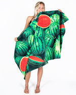 Watermelon Wonderland Surf Towel