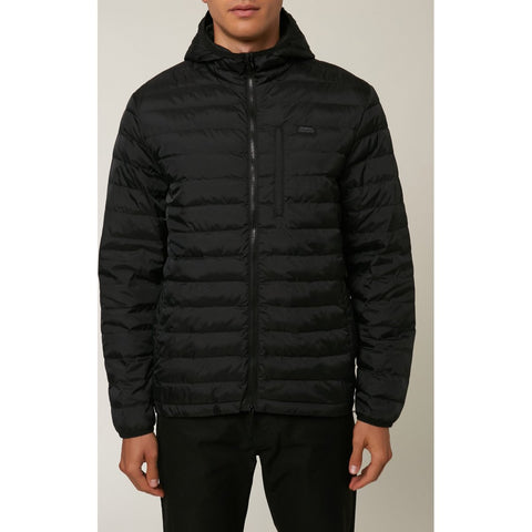 HOODED ALDER PACKABLE JACKET
