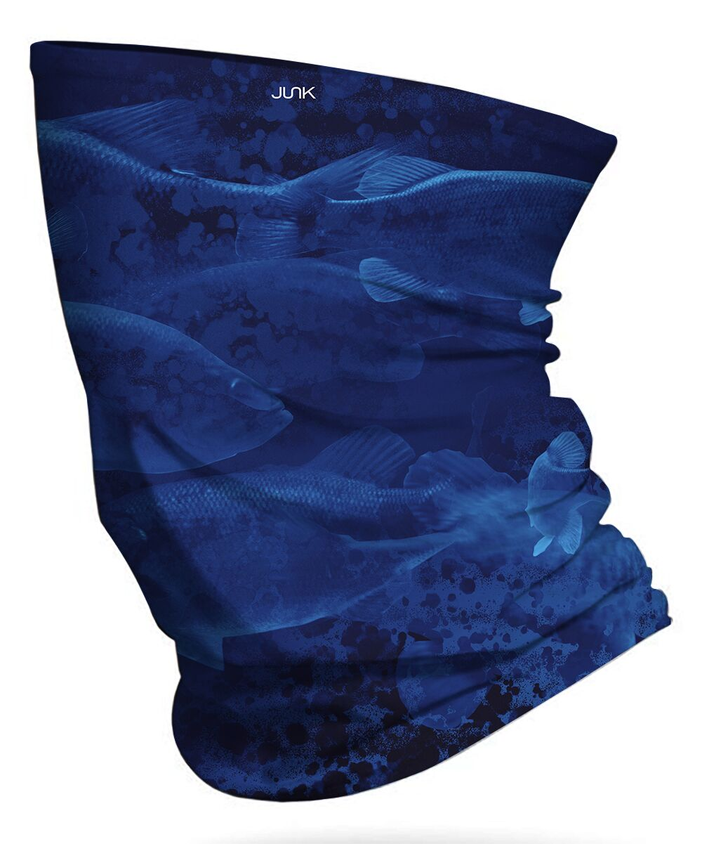 FLW Liquid Bass Neck Gaiter