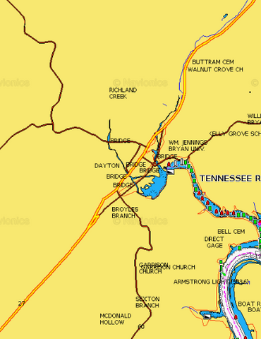 Marshal for Lake Chickamauga: 5/2/19-5/5/19