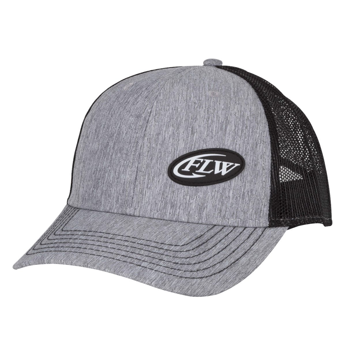 Fishing League Worldwide Graphite Trucker hat