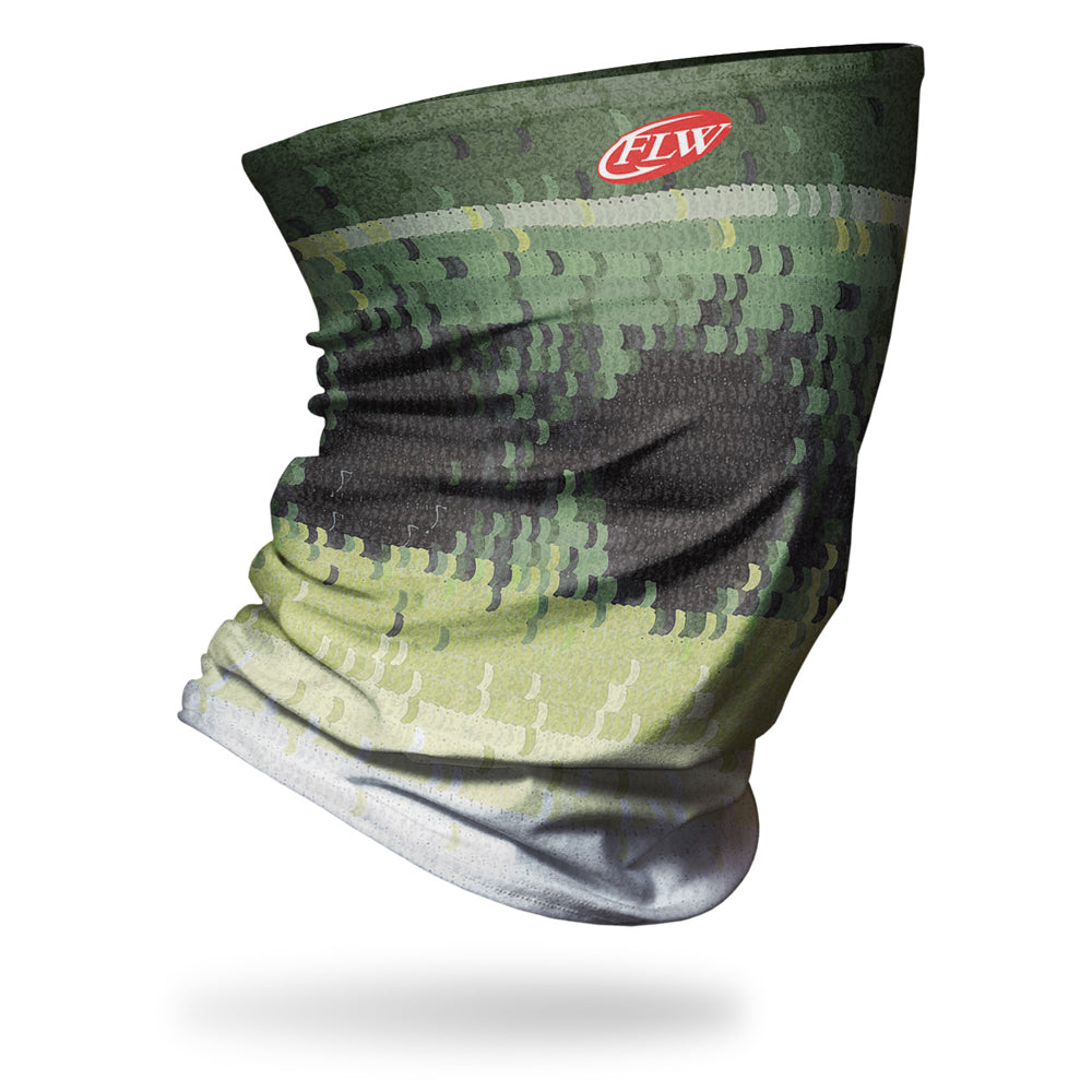 FLW Bass Scales Neck Gaiter