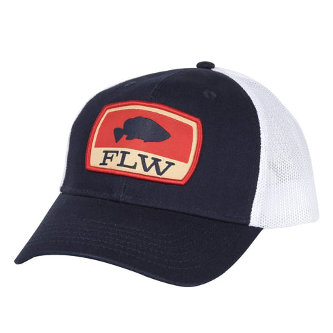 FLW Retro Trucker Hat