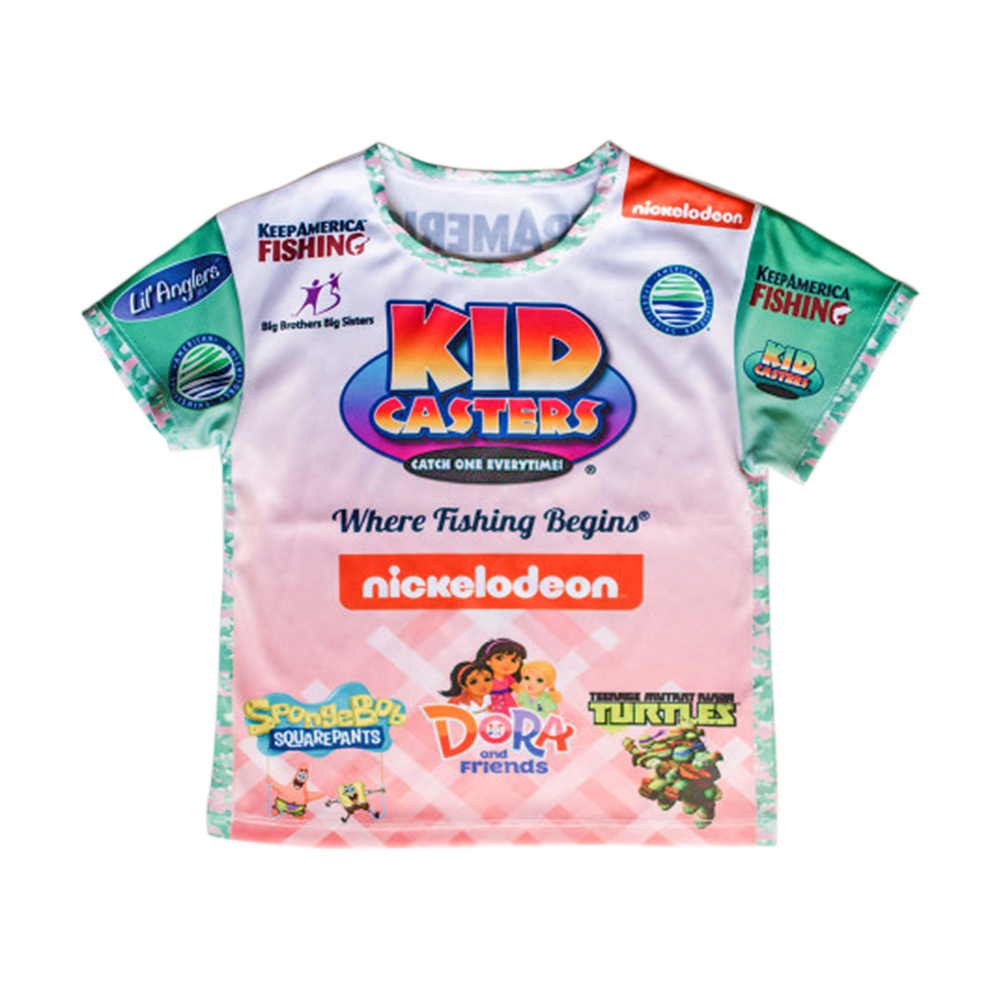 FLW Kids Club Kids Caster Girl Jersey