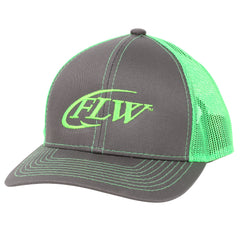 FLW Neon Green Hat