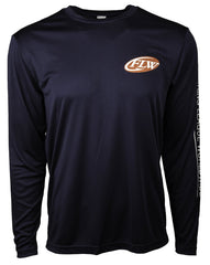 FLW bass fishing shirt