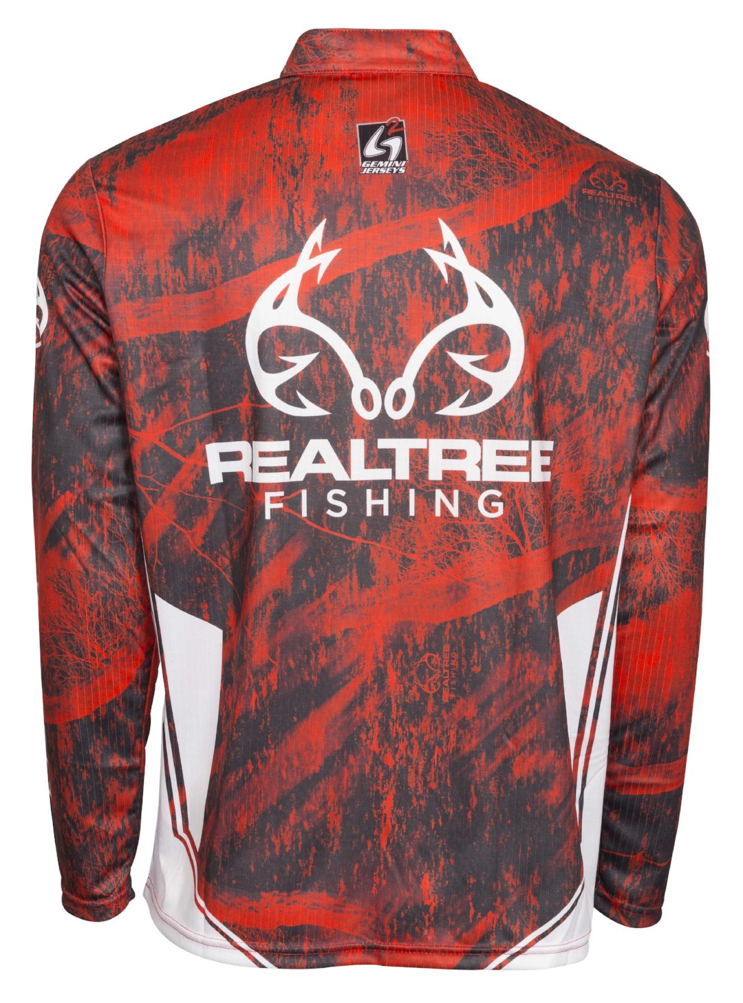 FLW Realtree Fishing Tactical Jersey