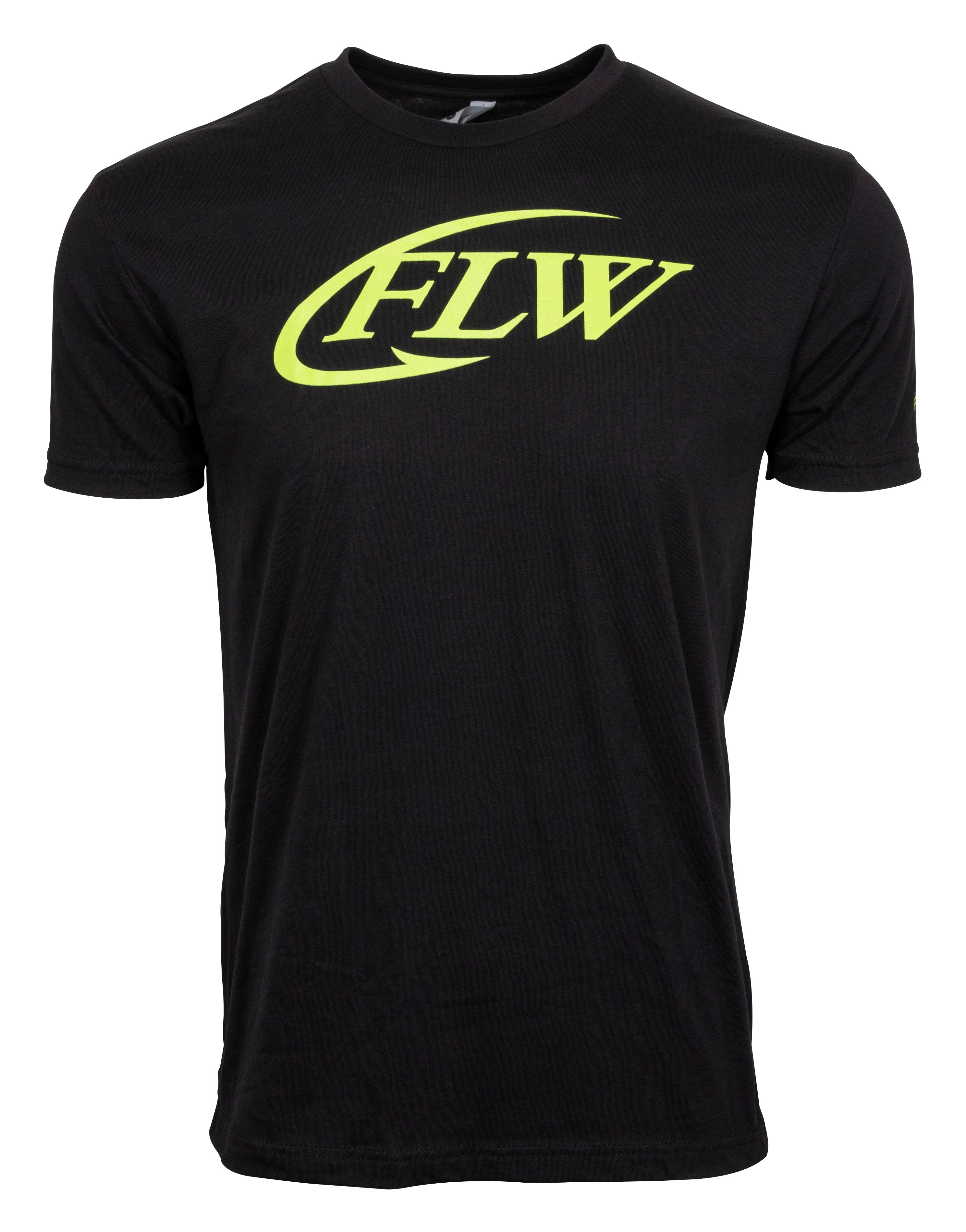 #IAMFLW Black Short Sleeve FLW Tee