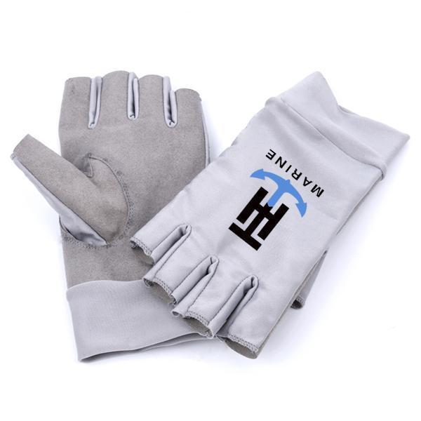 T-H Marine Fishing UV Protection Sun Gloves