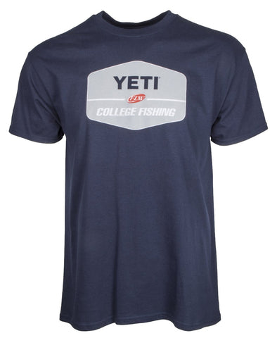 YETI FLW College Fishing Tee