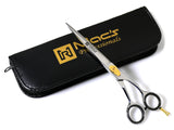 "Professional Razors Edge Barber Hair Cutting Shears ,5.5"",6.5"" ,7.5""Macs Brand-14029-14031"