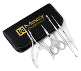 Macs Professional Ingrown ToeNail Set Made of High Grade Surgical Stainless steel Macs-854