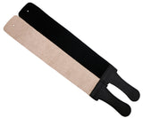 "Professional Quality Sharpening Strop Made of Real Leather 3"" Wide and 22"" Long Macs Brand-2011G …"