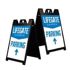 Outdoor Signage & Tents