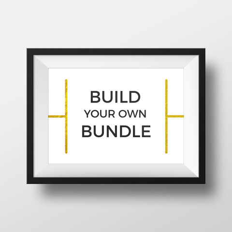 Build Your Own Bundle - Free Quote