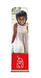 EZ Extend 2ft x 7.5ft Fabric Banner