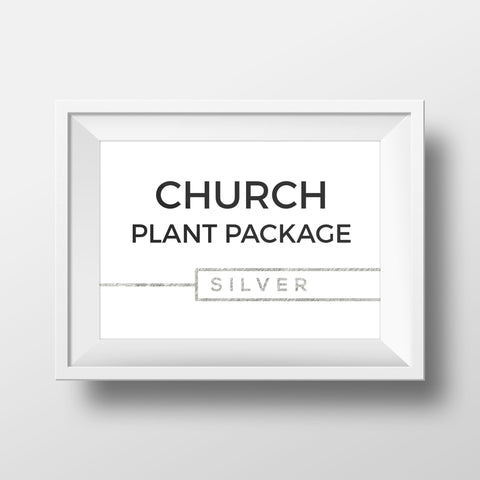 Church Plant Package - SILVER
