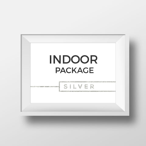 Indoor Package - SILVER