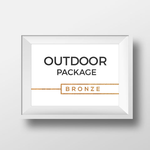 Outdoor Package - BRONZE