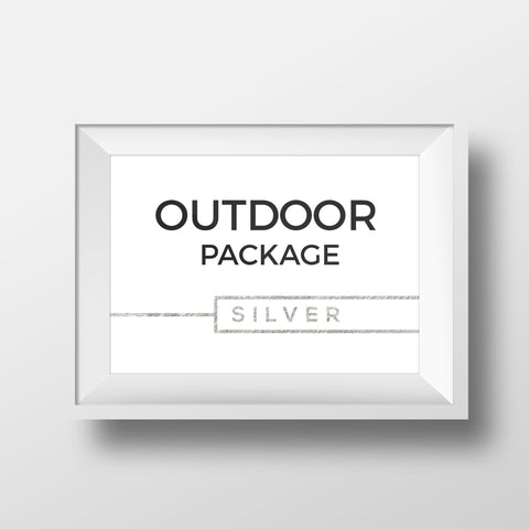 Outdoor Package - SILVER