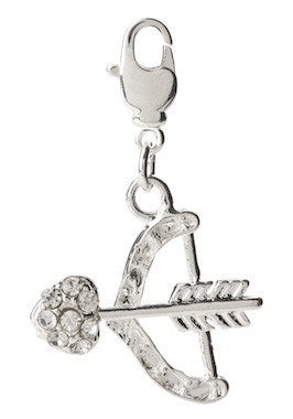 Charms - Bow & Arrow Charm