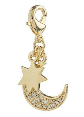 Charms - Moon & Star Charm