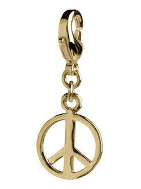 Charms - Peace Sign Charm
